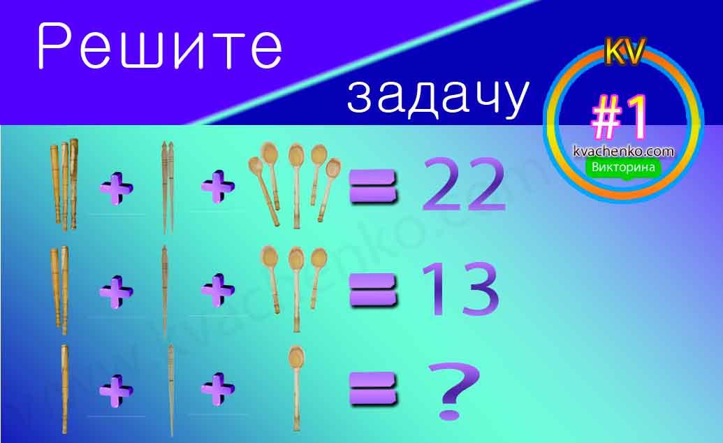 Математическая фото загадка